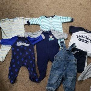 Boy's 3-6 month's bundle